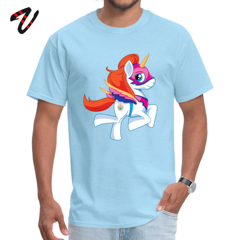 Printed Short Sleeve T Shirt April FOOL DAY O Neck Cotton Fabric Mens T-shirts Little Swifty Printed Sweatshirts Brand Little Swifty 9530 light