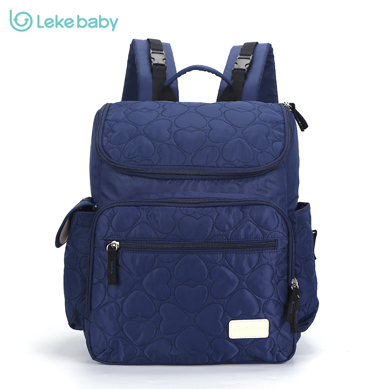 Multifunctional Baby Diaper Backpack Bag Maternity Mother Bag Lager Capacity Baby Diaper Nappy Changing Bag Stroller Bag<br>