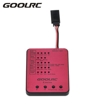 Original GOOLRC S series S-45A/S-120A RC Car ESC Programming Card