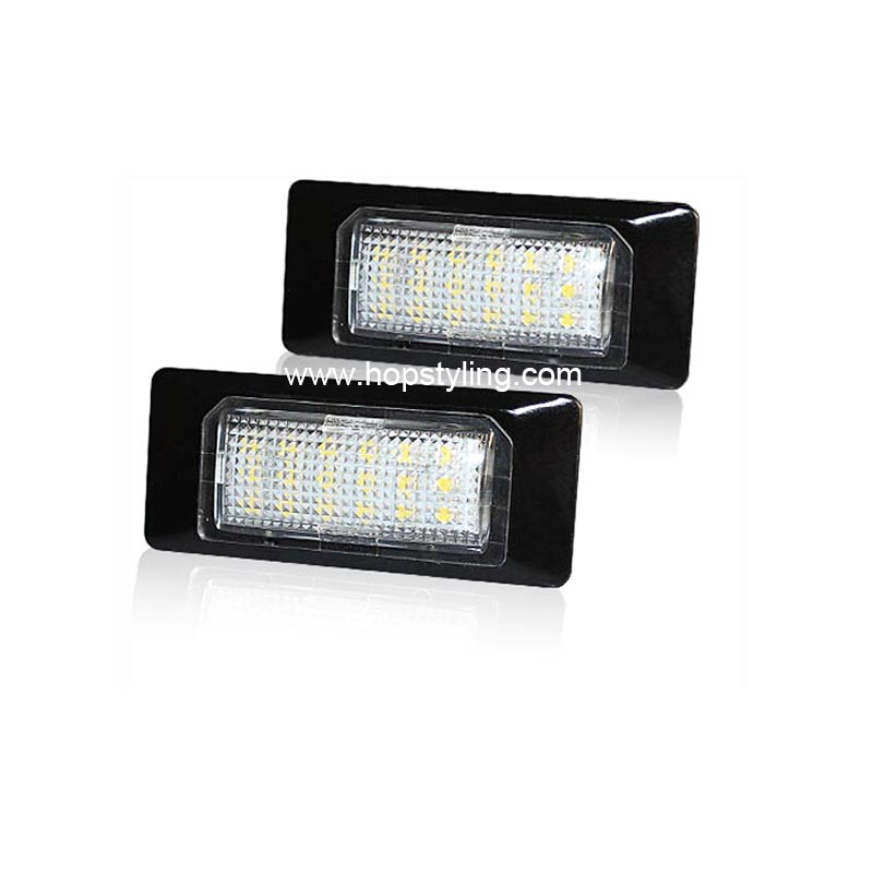 2PCS A.udi  V.W  S.eat CANBUS LED License plate light   auto accessories auto led license plate lamp CAR-Styling automotive<br><br>Aliexpress