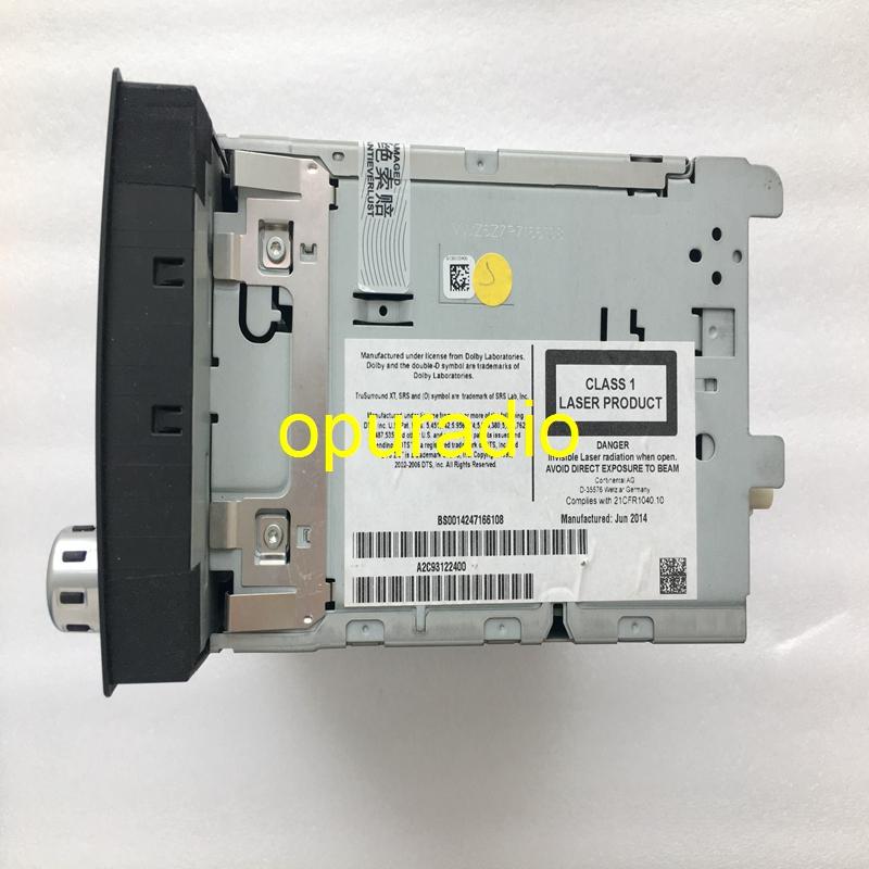 RNS510 SSD RADIO for Touareg  (4)