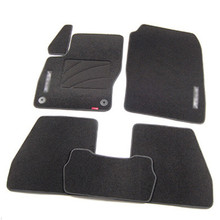 5pcs High Quality Odorless Auto Carpet Mats Perfect Fitted For Ford Focus