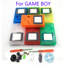 Luminous shell Full Housing Shell Case for Nintendo Gameboy Classic for GB DMG GBO Shell(China)