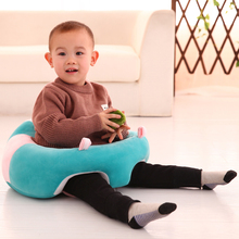 Baby Chair Nursing Pillow U Shaped Cuddle Baby Seat Infantil Safe Dining Chair Cushion New Kids Chair Travel Car Seat Pillow(China)