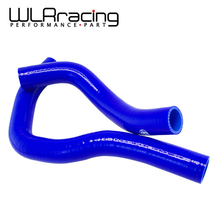 WLRING- Silicone Radiator Coolant Hose,Silicone hose kit W/ logo For HONDA INTEGRA TYPE-R/-X/S/IS DC5/ACURA RSX K20A WLR-LX1312