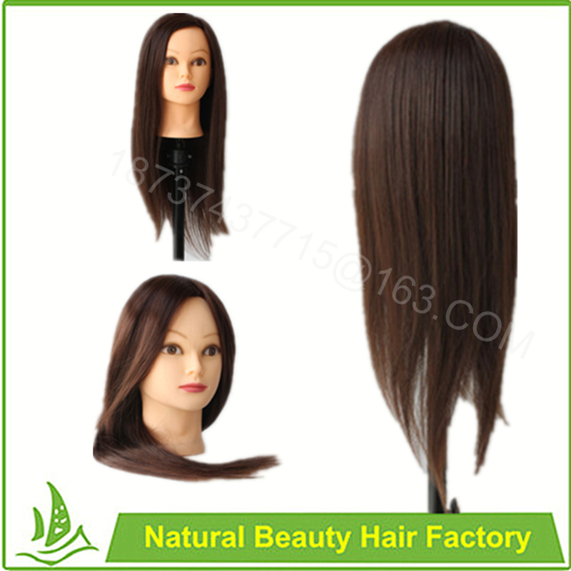 Free shipping!Hiardressing Training Manequin Head 24Inch Synthetic Fiber Heat Resistant Dummy Manikin Heads Hairstyling For Sale<br><br>Aliexpress