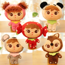 Special 12cm cartoon lovely Angela doll mobile phone pendant chain plush accessories toy activities gift wholesale 6pc