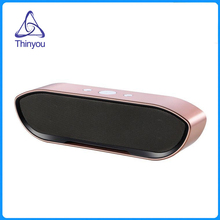 Thinyou Portable Mini Wireless Bluetooth Speaker Outdoor Bass Memory Play Sound Box With FM Radio Handsfree Calls For Phone PC(China)
