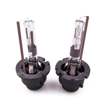 2x HID Xenon Headlight Replacement for Phil/ips or OSR/AM Bulbs, D4R 35W/4300K-12000K(China)