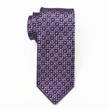 RBOCOTT Cheap Sale Mens 7cm Ties Screen Out Stocks Necktie For Men Suit Accessories Wedding Business Party(China)