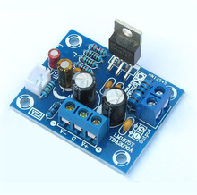 diy kit Original LM1875T mono amplifier board Speakers borne power amplifier PCB making diy kit parts(China)