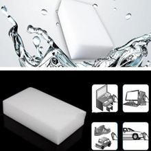 Magic Sponge 10pcs/lot 100*60*20mm New Melamine Sponge Eraser Melamine Cleaner Eco-Friendly White Kitchen Magic Eraser