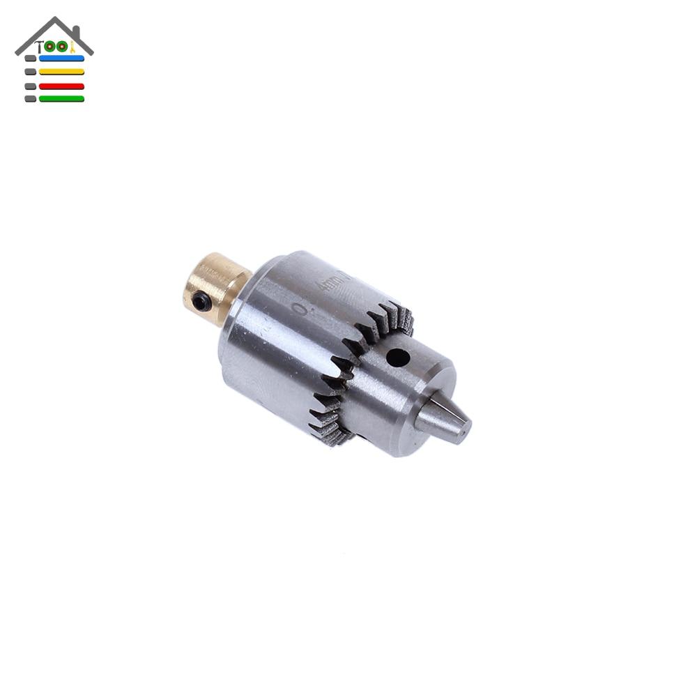 Micro Electric Drill Keyless JT0 Chuck Clamp 0.3-4mm Taper Mount Chucks Mini Drill Press Motor Tool Parts For 2.3/ 3.17 mm Shaft<br><br>Aliexpress