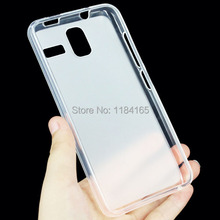 High Quality Pudding Anti Skid Soft Silicone TPU Protection Case for Lenovo S580 Skin Gel Cover