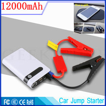 2017 Mini Emergency Car Jump Starter 12V Portable Starter Power bank Starting Device Car Charger for Car Battery Booster Buster
