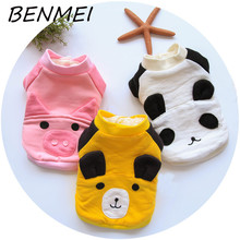 BENMEI Fashion Design  Warm Dog Coat Dogs Winter warm cute animal pattern Coats Jackets  Pet Clothes Supplies