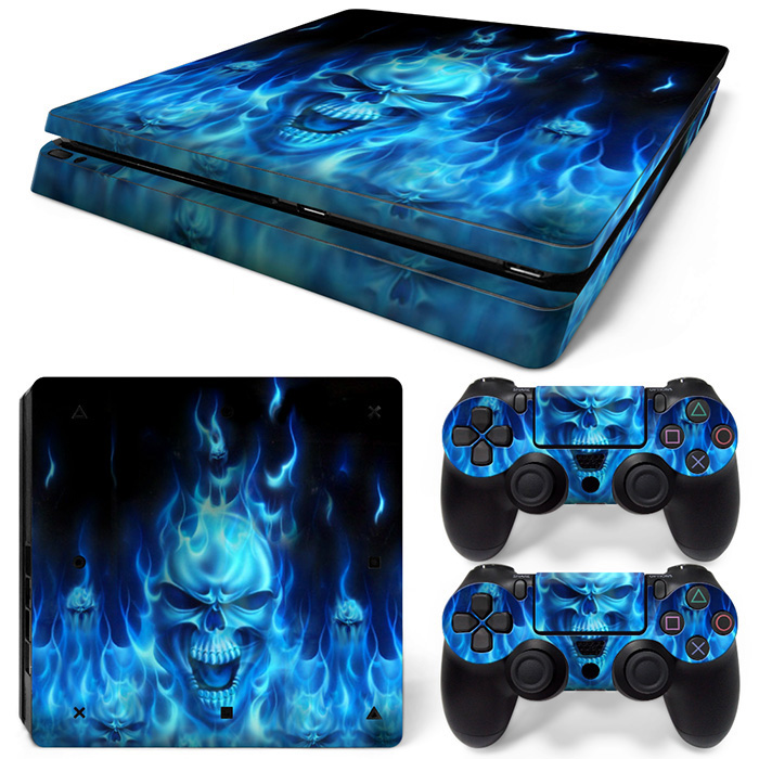 Sticker Console-Skin Skins Ps4 Sony Playstation 2-Controller Waterproof Custom for And title=