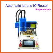 Iphone grinding polisher LY 1001 Automatic IC CNC Router Milling Machine for iPhone Repair