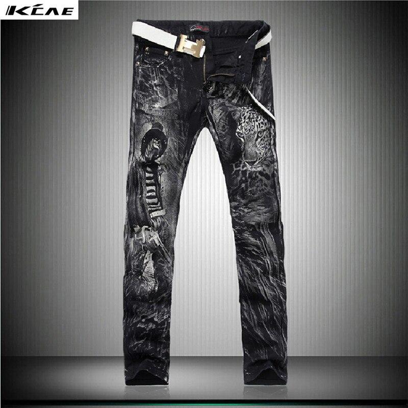 Spring 2017 Hot MenS designers Jeans 3d Slim mens jeans Pants Mens Trousers Male Long Jeans Black PantsОдежда и ак�е��уары<br><br><br>Aliexpress
