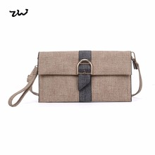 ZIWI 2017 Fashion Small Cluths And Mini Smart Envelope Bag Manufactured Products Personalized Lady Shoulder Bag VK5301(China)