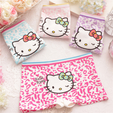 4 PCS/lot baby baby girl child's for girls underpants shorts nurseries children's boxer Underwear kids panties CGUB 8112(China)