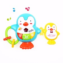 Baby Toys Baby Music Toys Light Funny Penguin Educational Toys For Babies Brinquedos Para Bebe Oyuncak