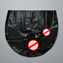 Buy Hot selling Latex shorts/briefs penis condo rubber gummi panties / briefs adult male