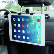 RAXFLY Universal Tablet Holder 7 8 9 10 11 inch For iPad 360 Degree Car Back Seat Headrest Bracket Mount Stand For Samsung(China)