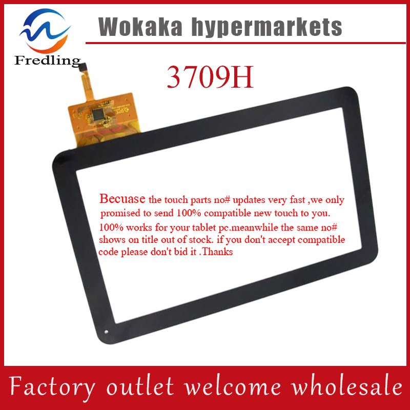 New Touch screen Digitizer Mystery MID-101 Tablet Outer Touch panel Glass Sensor replacement FreeShipping<br>