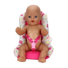 Doll accessories,3Color Choose The cushion Wear fit 43cm Baby Born zapf(only sell bag)