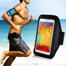 Sannysis 2017 Mance-H Enjoy Life New Outdoors Sport Gym Running Arm Band Case For Samsung Galaxy Note 3 2 N9000 N7100