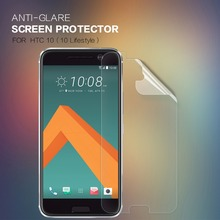 2 pcs/lot Screen Protector HTC 10 ( HTC 10 Lifestyle ) NILLKIN Matte Scratch-resistant Frosted Anti-Glare Protective Film(China)