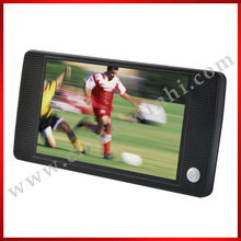 7 inch HD plastic shell motion sensor portable lcd advertising player Real Supplier Speedy Delivery
