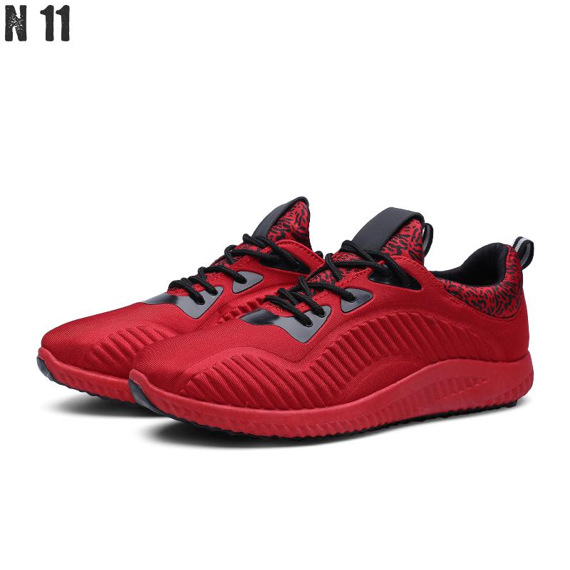 2017 New Mens Casual Shoes Shoes For Men Man Red Black Bule Outdoor Walking Fashion Mens Shoes Men Flat Shoes Zapatillas Hombre<br><br>Aliexpress