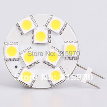(AC/DC10-30V) G4 Led Lamp 9LED 5050SMD White/Warm White Commercial Engineering Indoor Professional Sailing