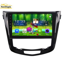NAVITOPIA 10.1inch Quad Core Android 6.0 Car Stereo Radio For Nissan X-Trail(2014-2015) Car PC Audio Mirror Link With GPS Navi(China)