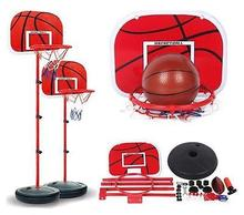 Adjustable Plus size Basketball Stand Basket Holder Hoop Goal Outdoor Sports Activity Game Mini Indoor Child Kids Boys Toys