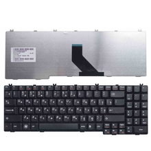 Russian Black New RU laptop keyboard For Lenovo G555 G550M G550S G555AX G550AX G550 G550A G555AX B550 B560 V560 B560A G555A(China)