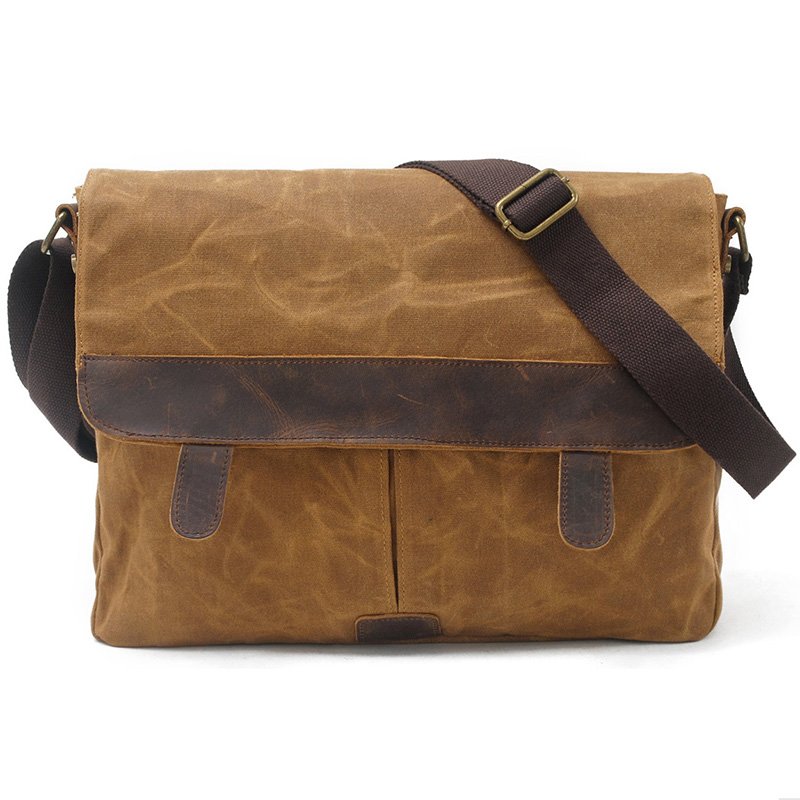 2017 New Fashion Men Shoulder Bag Mens Messager Bag Men Canvas Casual Bags High Quality Famous Brand Male Crossbody Travel Bags<br>