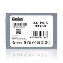 Pa25-128 kingspec 2.5 ide 120 ГБ 128 ГБ pata ssd твердотельный диск 44 контактный для ibm t41, t43/dell d610 бесплатная доставка