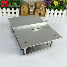 Precision Miniature Table Saw DIY Cutter Cutting machine Model Maker tool for PCB Wood or thin Metal