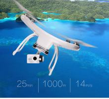 Orignal  UP Air UPair quadcopter Chase 5.8G FPV 12MP 2K or  4K HD Camera With 2-Axle Gimbal RC Quadcopter