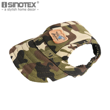 Pet Dog Hats Breathable Baseball Dog Caps Camouflage Printed Dogs Sports Sun Hats Pet Supplies Cat Dog Accessories 1PCS/Lot
