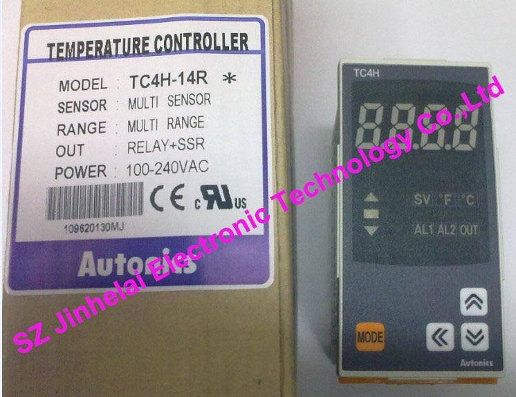 TC4H-14R  New and original   AUTONICS  100-240VAC  Temperature controller<br>