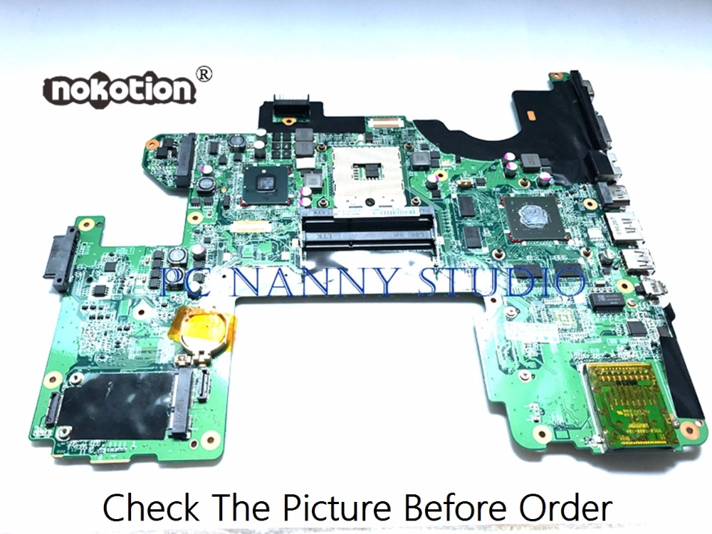PANANNY for HP DV8 Laptop mainboard 591382-001 HM55 DDR3 tested
