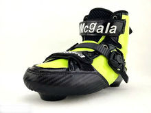 free shipping children's roller skates boots mcgala size adjustable(China)