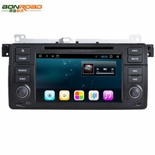 7''Android 6.0 Quad core RAM2G ROM32G Car Video DVD Player For  E46/M3/MG/ZT/Rover 75/320/318/325 RDS GPS BT DAB+ WIFI  HD1080P