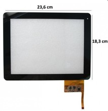 "New touch screen For 9.7"" Digma IDs10 Tablet touch panel 12pin Digitizer Glass Sensor Replacement Free Shipping(China)"