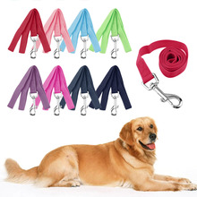 120*2cm Nylon Lead Leash Recall Pet Dog Puppy Long Training Obedience(China)