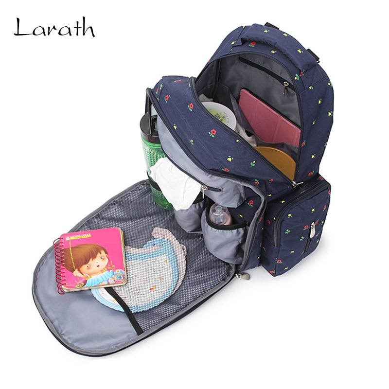 LARATH Hot Sale Designer Baby Bags for Mom Backpack Baby Stroller Organizer Carriage Pram Accessories Bag<br><br>Aliexpress